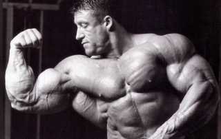 Dorian Yates