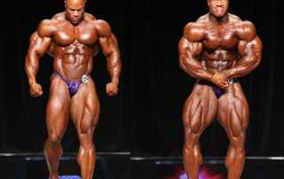 Phil Heath al Mr Olympia 2013