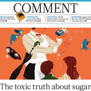 The toxic truth about sugar ovvero La verità tossica dello zucchero