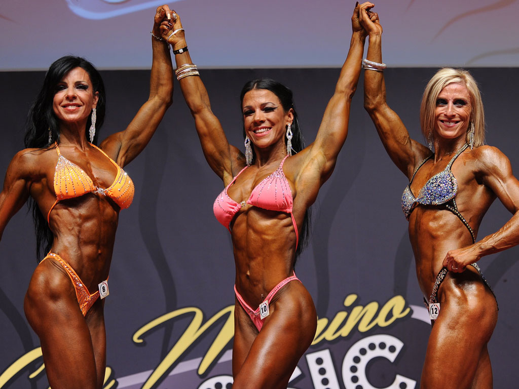 San Marino Classic 2013 : Body Fitness Categoria Unica