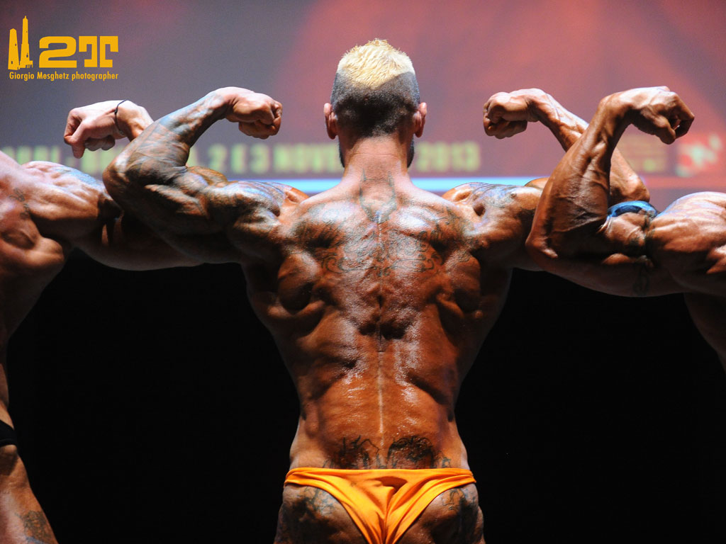 Trofeo 2 Torri Bodybuilding Evolution fino 178