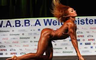 Mr Universo Wabba 2013 Miss Fitness Shape
