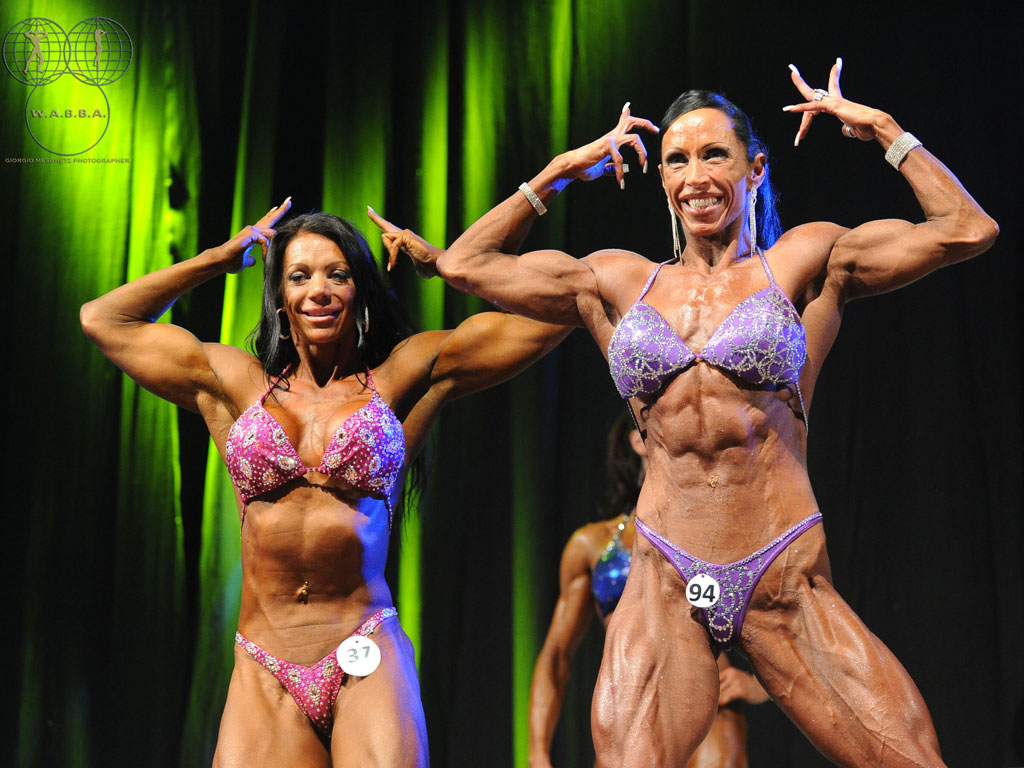 Mr Universo Wabba 2013 – Miss Body Fitness
