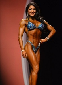 Arnold Classic 2014 :  Candice Keene