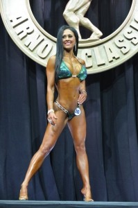 Ashley Kaltwasser Arnold classic 2014 - Bikini International