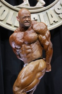 Branch Warren all'Arnold Classic 2014