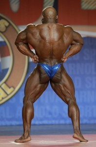 Charles Dixon all'Arnold Classic 212