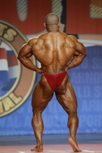 David Henry all'Arnold Classic 212