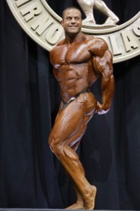 Evan Centopani all'Arnold Classic 2014