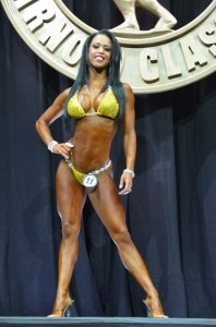 India Paulino Arnold classic 2014 - Bikini International