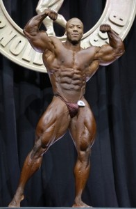 Shawn Rhoden secondo all'Arnold Classic 2014