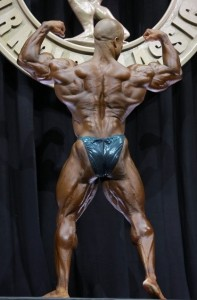 Victor Martinez all'Arnold Classic 2014