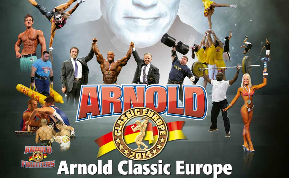 Arnold Classic Europa 2014