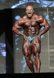 Kai Greene al Mr Olympia 2014