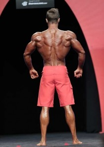 Jason Poston al Men's Physique 2014