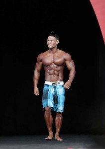 Jeremy Buendia vince il Men's Physique 2014