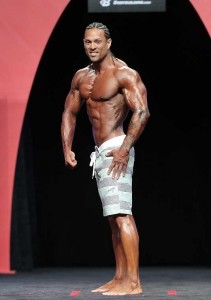 Mark Anthony al Men's Physique 2014