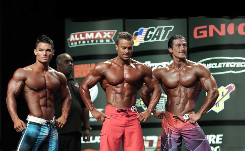 Men's Physique 2014
