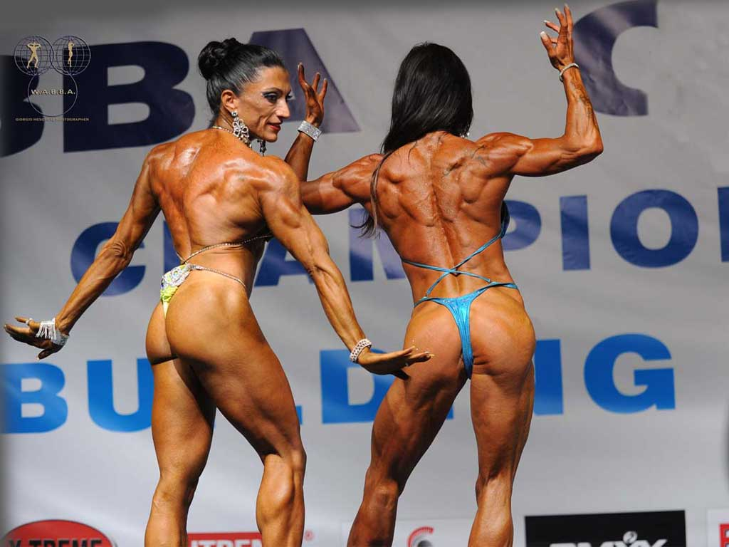 Mondiali Wabba 2014 Miss Body Fitness