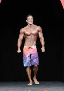 Sadik Hadzovic al Men's Physique 2014