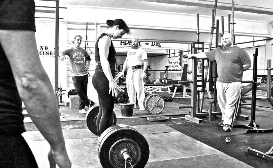 L'uso delle power lifts fuori dal powerlifting: le basi