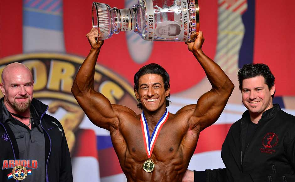 Arnold Classic 2015 : Men's Physique