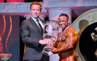 Arnold Classic 2015 : Arnold Classic 212