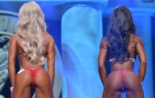 Arnold Classic 2015 - Bikini International 2015, vince Ashley Kaltwasser