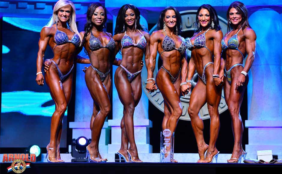 Arnold Classic 2015 : Figure International, vince Camala Rodriguez